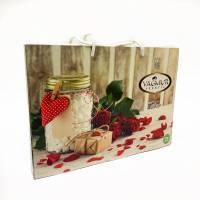 Выбираем полезный и красивый подарок - набор полотенец в коробке