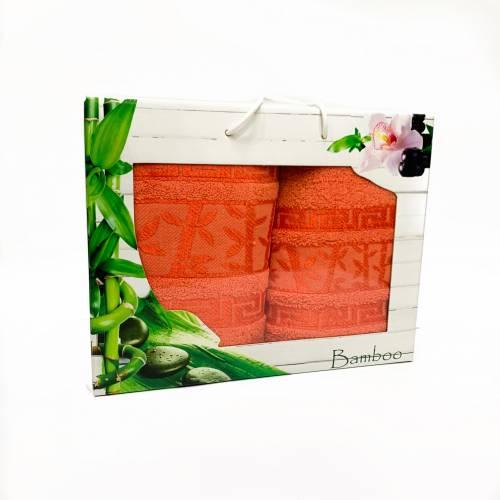 Набор полотенец бамбук (2шт)