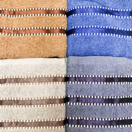 Полотенца для лица 3 полосы