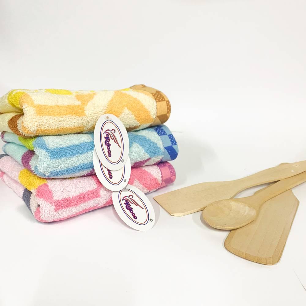 Полотенца для кухни радуга 2