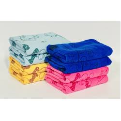 Метровые полотенца микрофибра