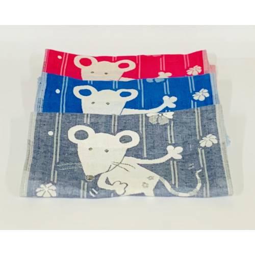 Полотенца для рук Лён Мышки