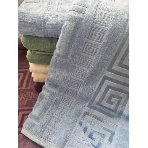 Банные полотенца Велюр - Версаче