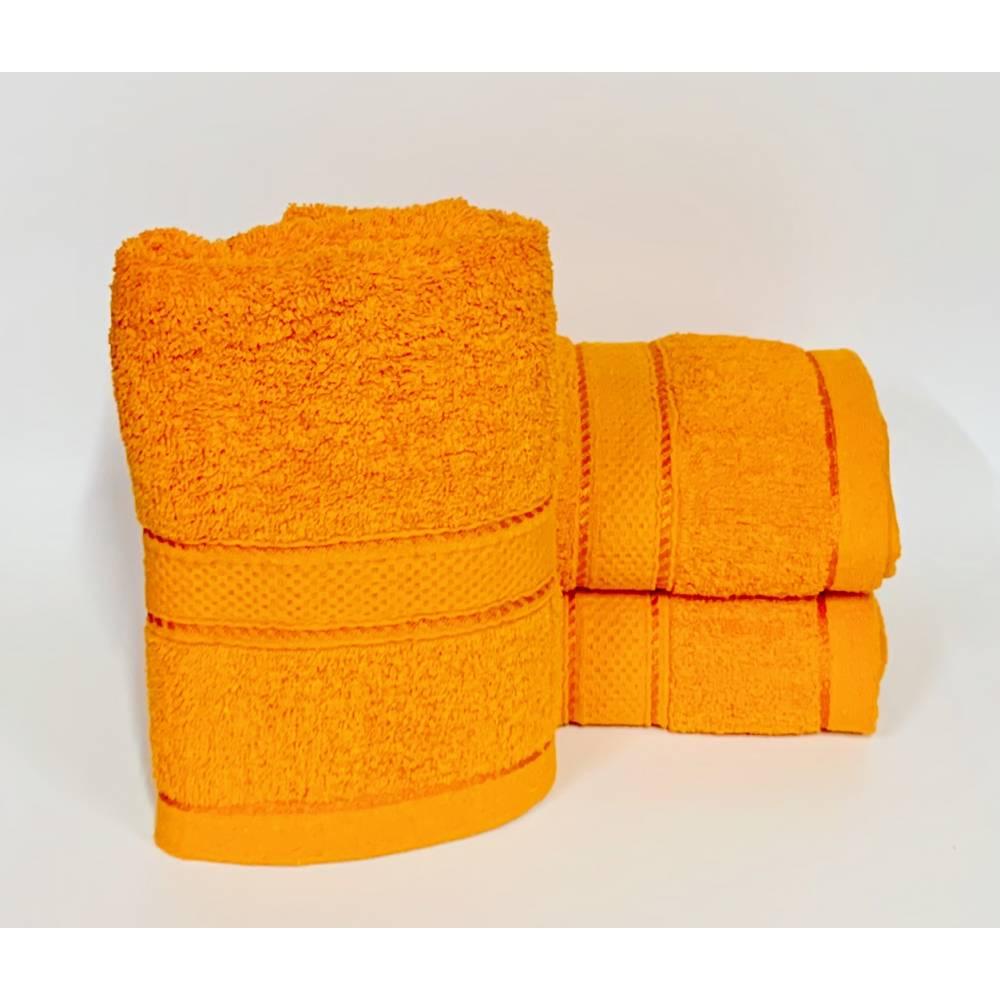 Банные полотенца Оранж