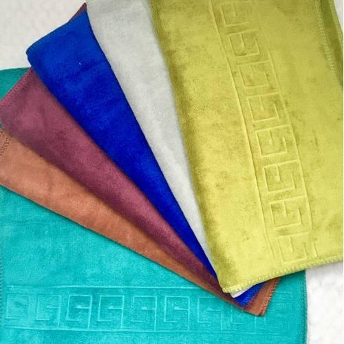 Кухонные полотенца Версаче микрофибра