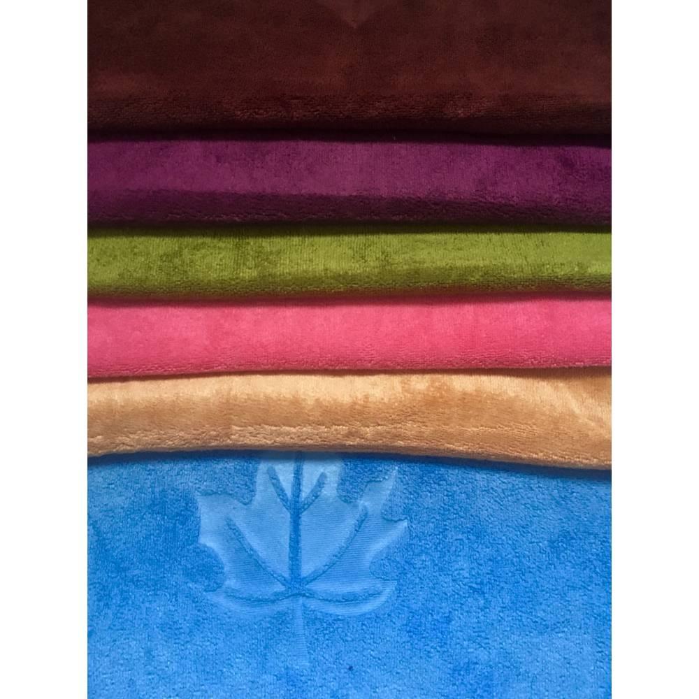 Кухонные полотенца Кленовый листик микрофибра