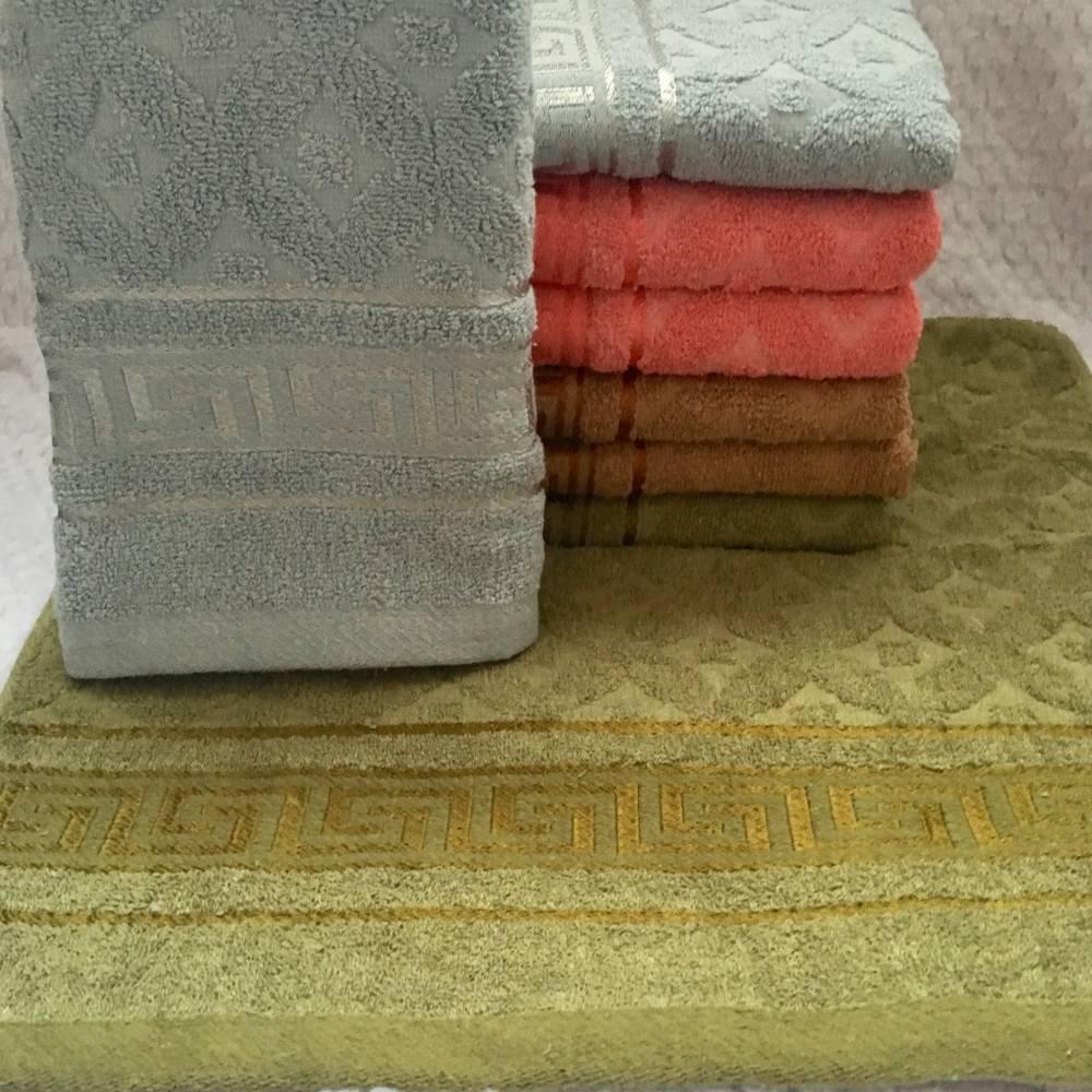 Метровые полотенца Версаче - Тесненка 02