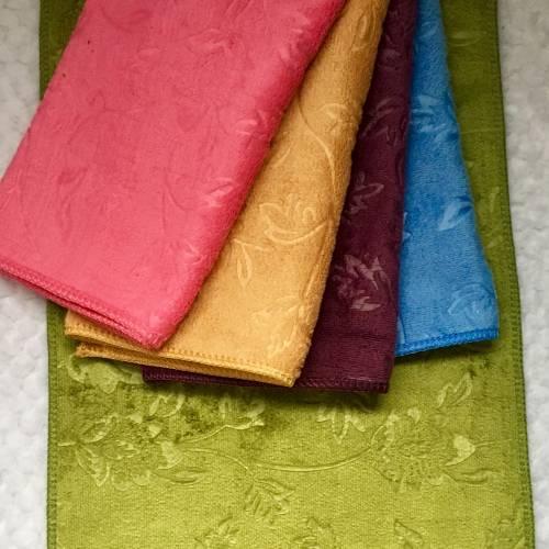 Метровые полотенца Завиток микрофибра