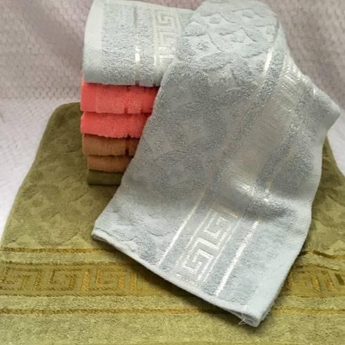 Банные полотенца Версаче - Тесненка 02