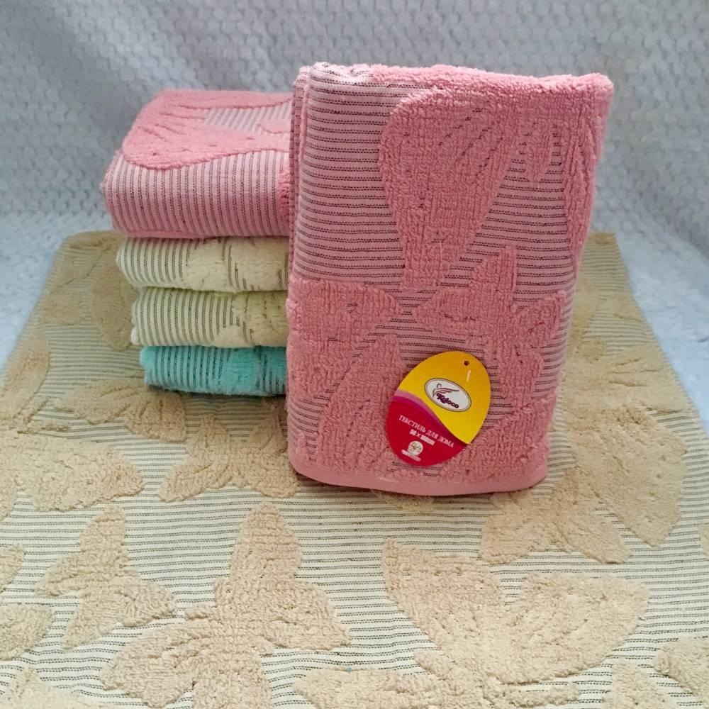 Метровые полотенца Махровые Бабочки