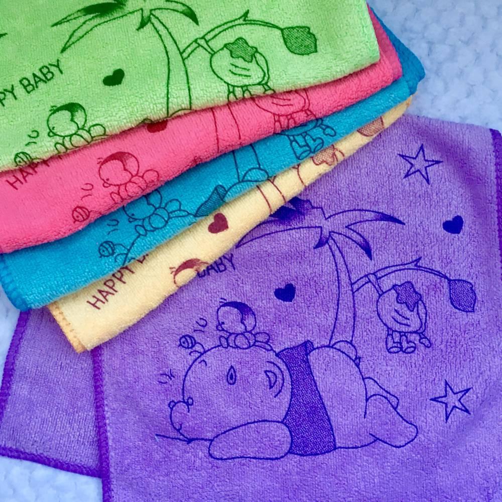 Полотенца для рук Слоники