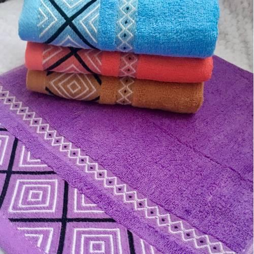 Кухонные полотенца Ромбики
