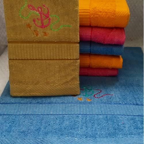 Метровые полотенца Якорь 05