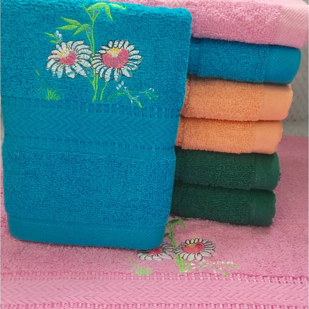 Метровые полотенца Два цветка 8ка