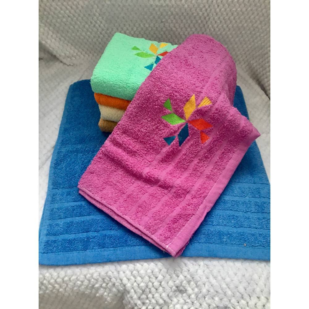 Банные полотенца Узор 025