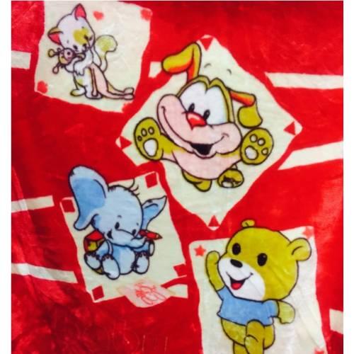 Детские пледики Мишка