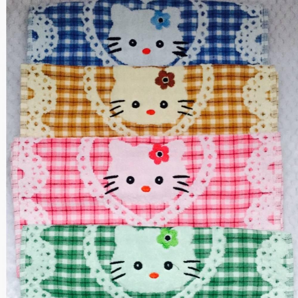 Кухонные полотенца Котик