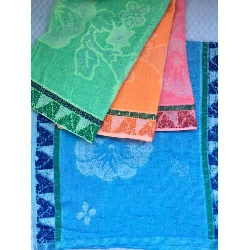 Метровые полотенца Цветная синтетика