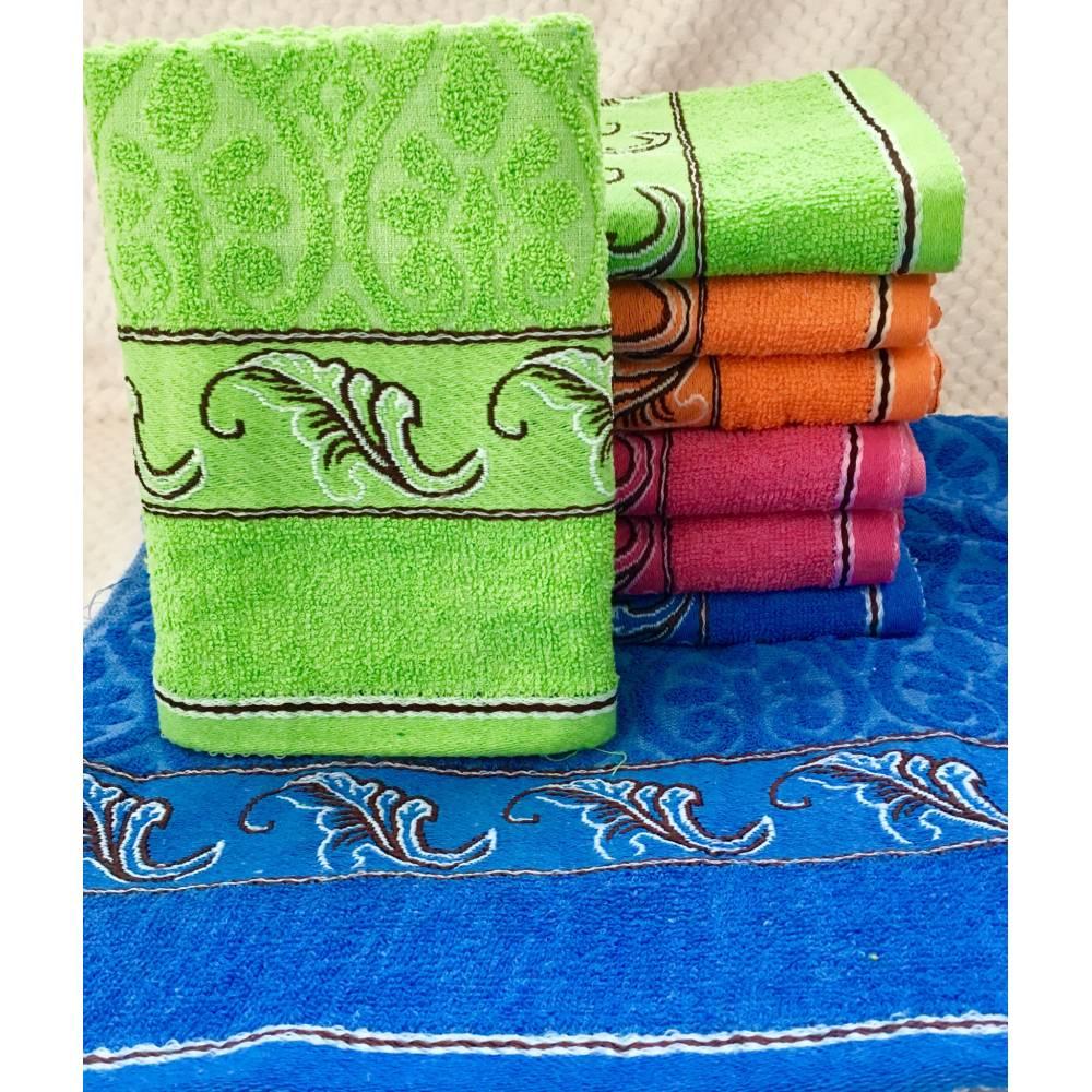 Метровые полотенца Перышко