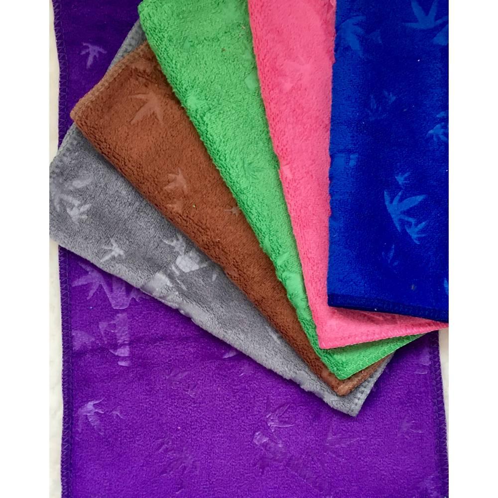 Полотенца для рук Бамбук микрофибра