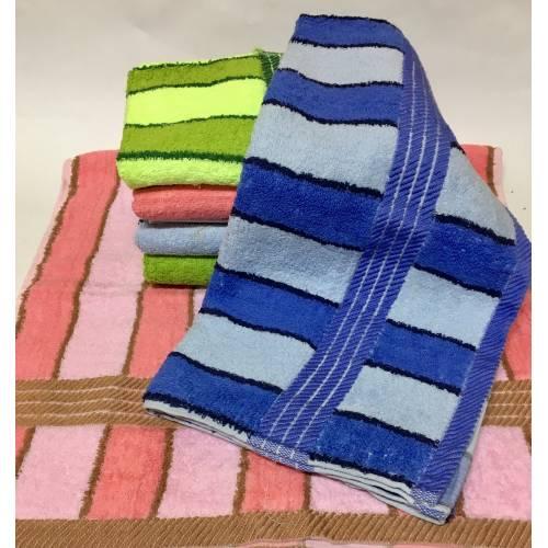 Метровые полотенца Полоски