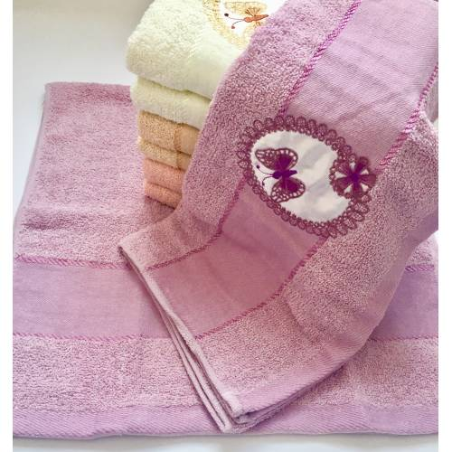 Метровые полотенца Бабочка