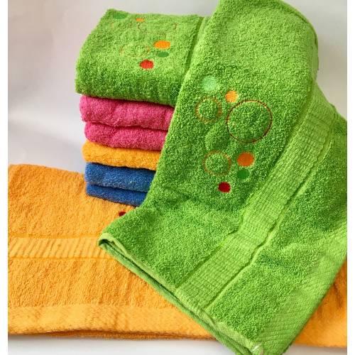 Метровые полотенца Кружки