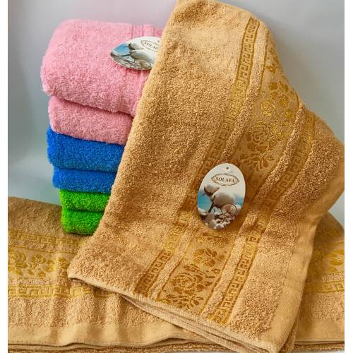 Метровые полотенца Роза 8ка