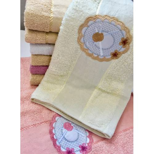 Метровые полотенца Бантик 8 ка