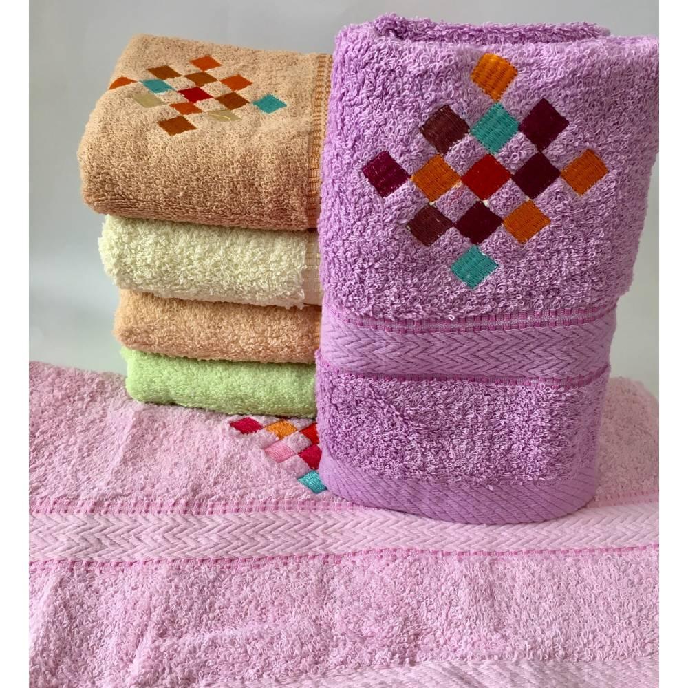 Метровые полотенца Ромбики