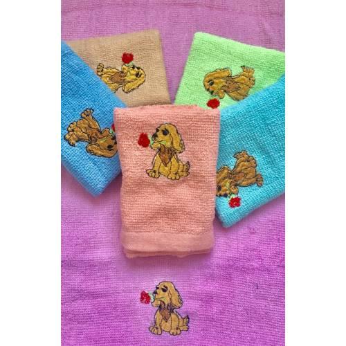 Кухонные полотенца Собачки