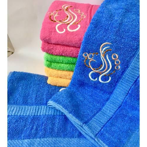 Метровые полотенца Узорчик