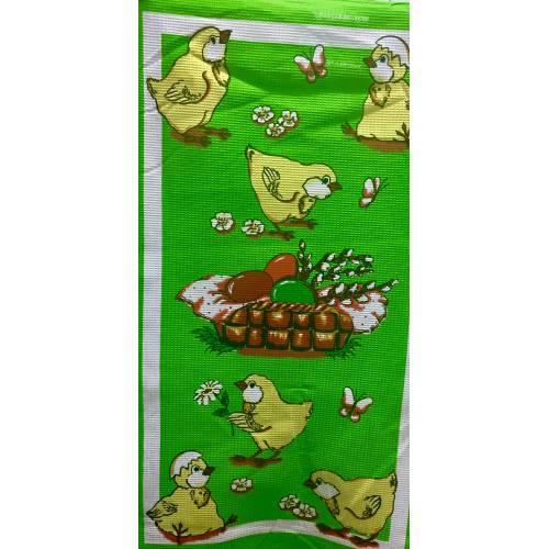 Пасхальные полотенца Цыплята