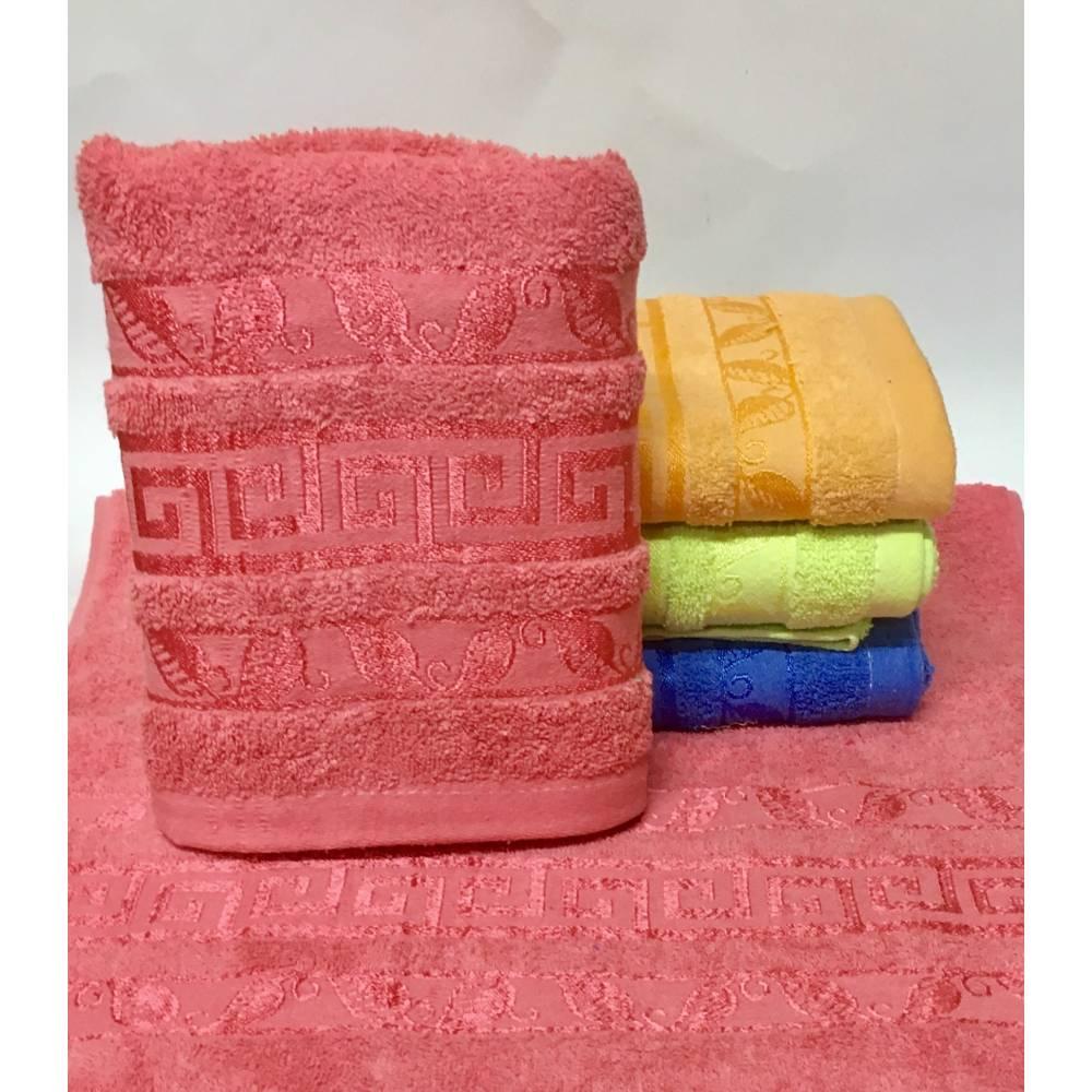Метровые полотенца Версаче - Листик