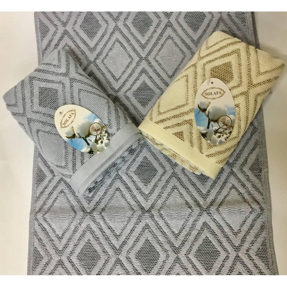 Кухонные полотенца Ромбики 02