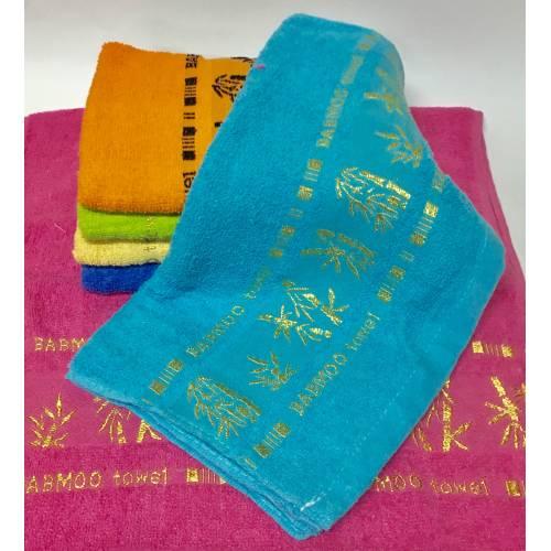 Банные полотенца Бамбук 01