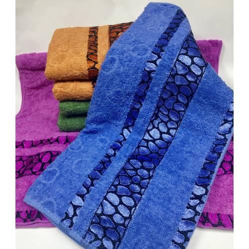 Банные полотенца Камушки