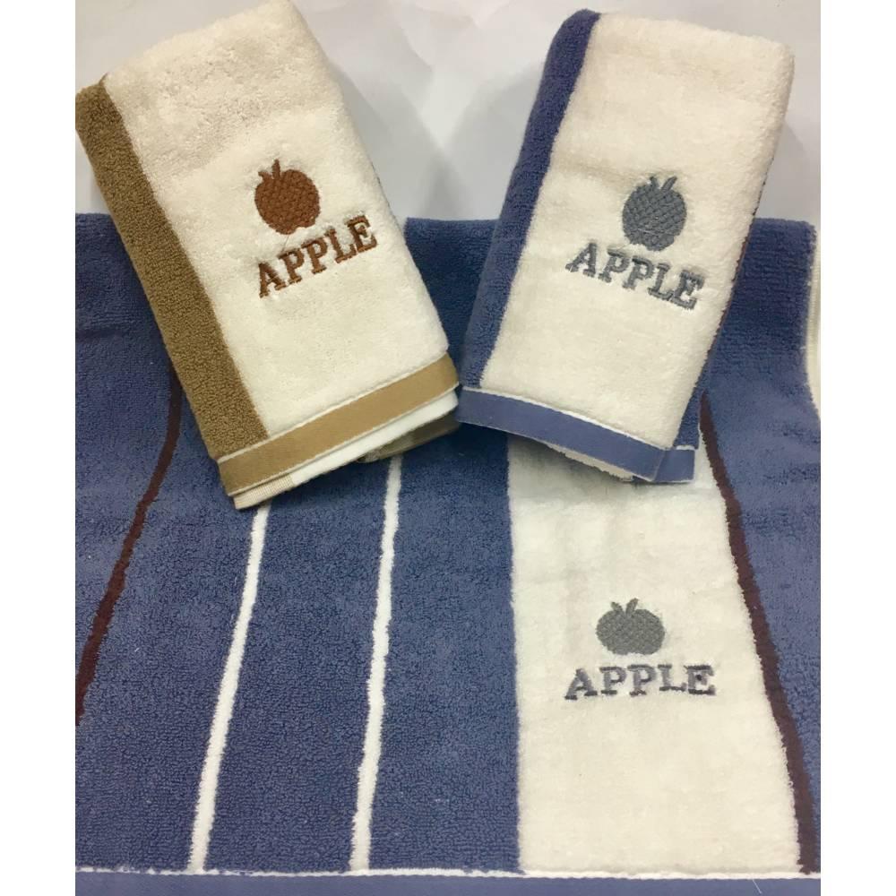 Метровые полотенца Apple