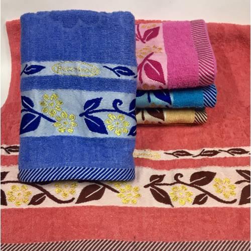 Метровые полотенца Листик 01