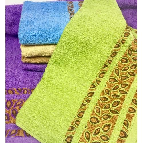 Метровые полотенца Мелкий Листик