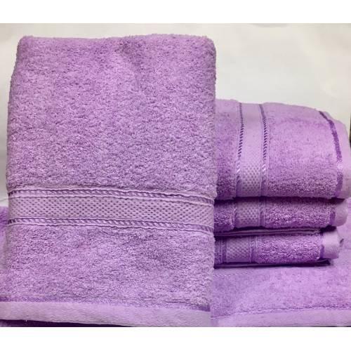 Метровые полотенца Сиреневый цвет