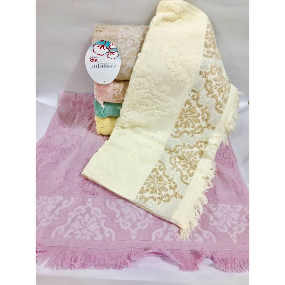 Банные полотенца Вензель - Бахрома