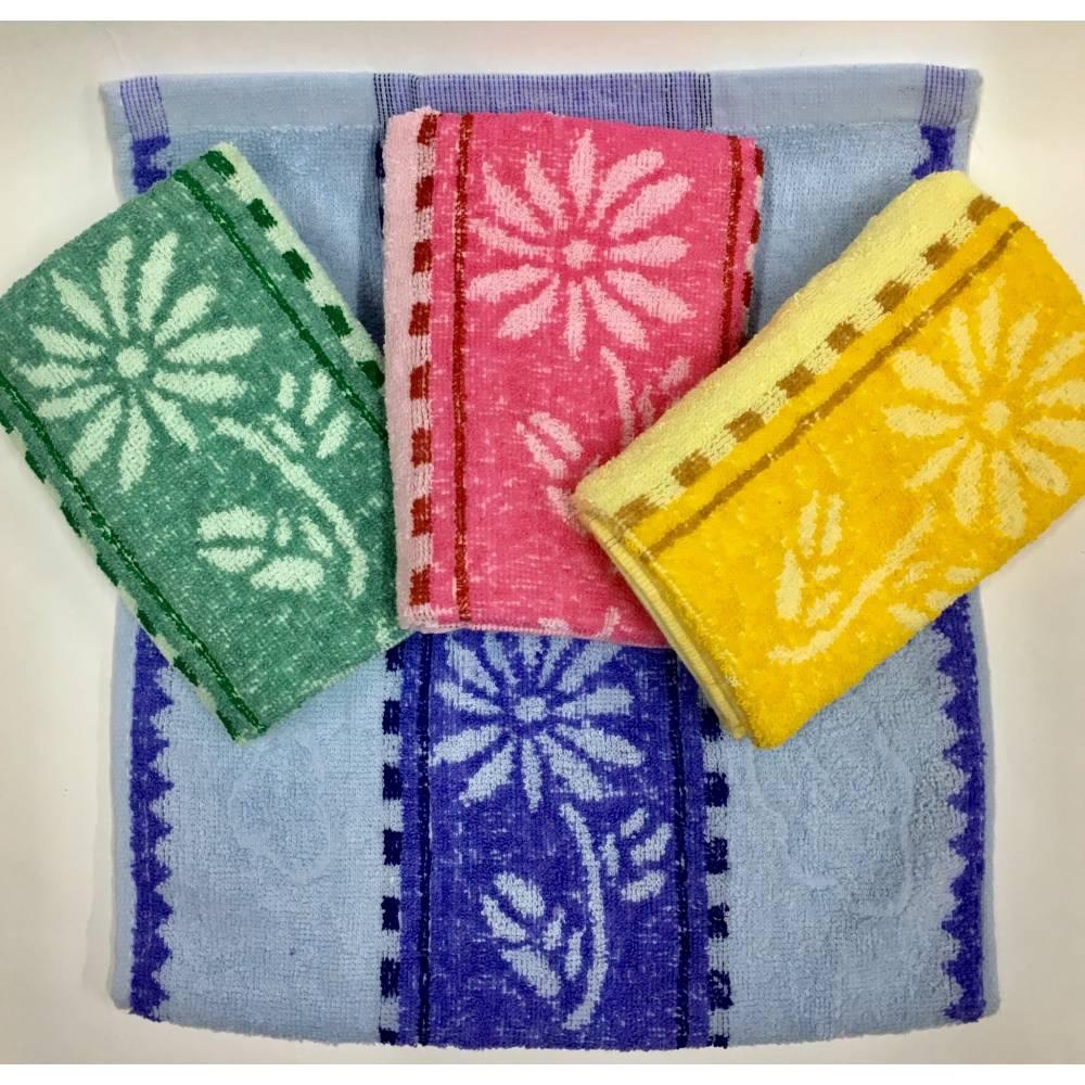 Кухонные полотенца Ромашка 3ка
