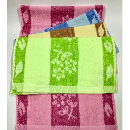 Кухонные полотенца Цветочки 2