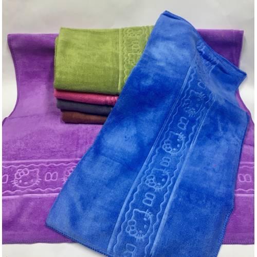 Банные полотенца Китти