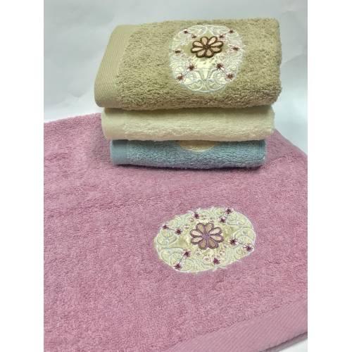 Кухонные полотенца Цветок - Портрет