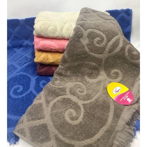 Банные полотенца Бахрома - Тесненка