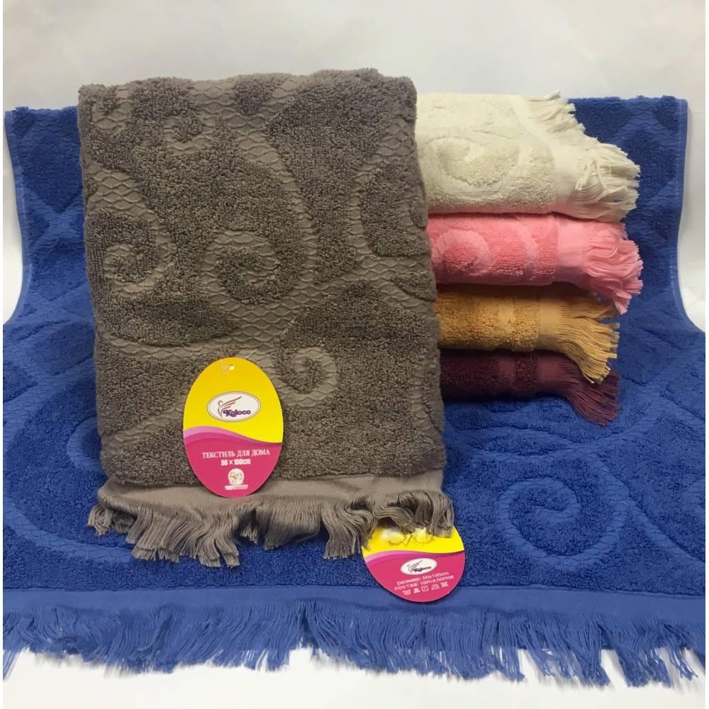 Метровые полотенца Бахрома - Тесненка