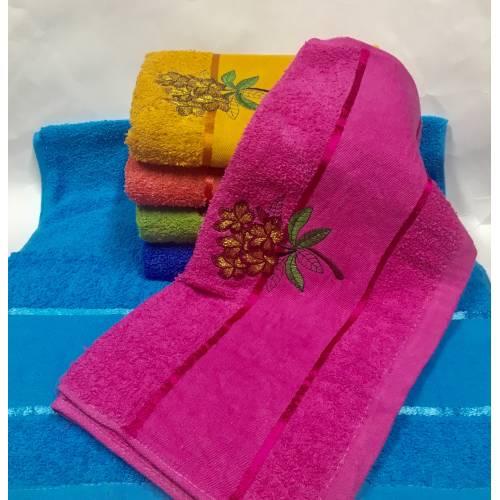 Метровые полотенца Букетик