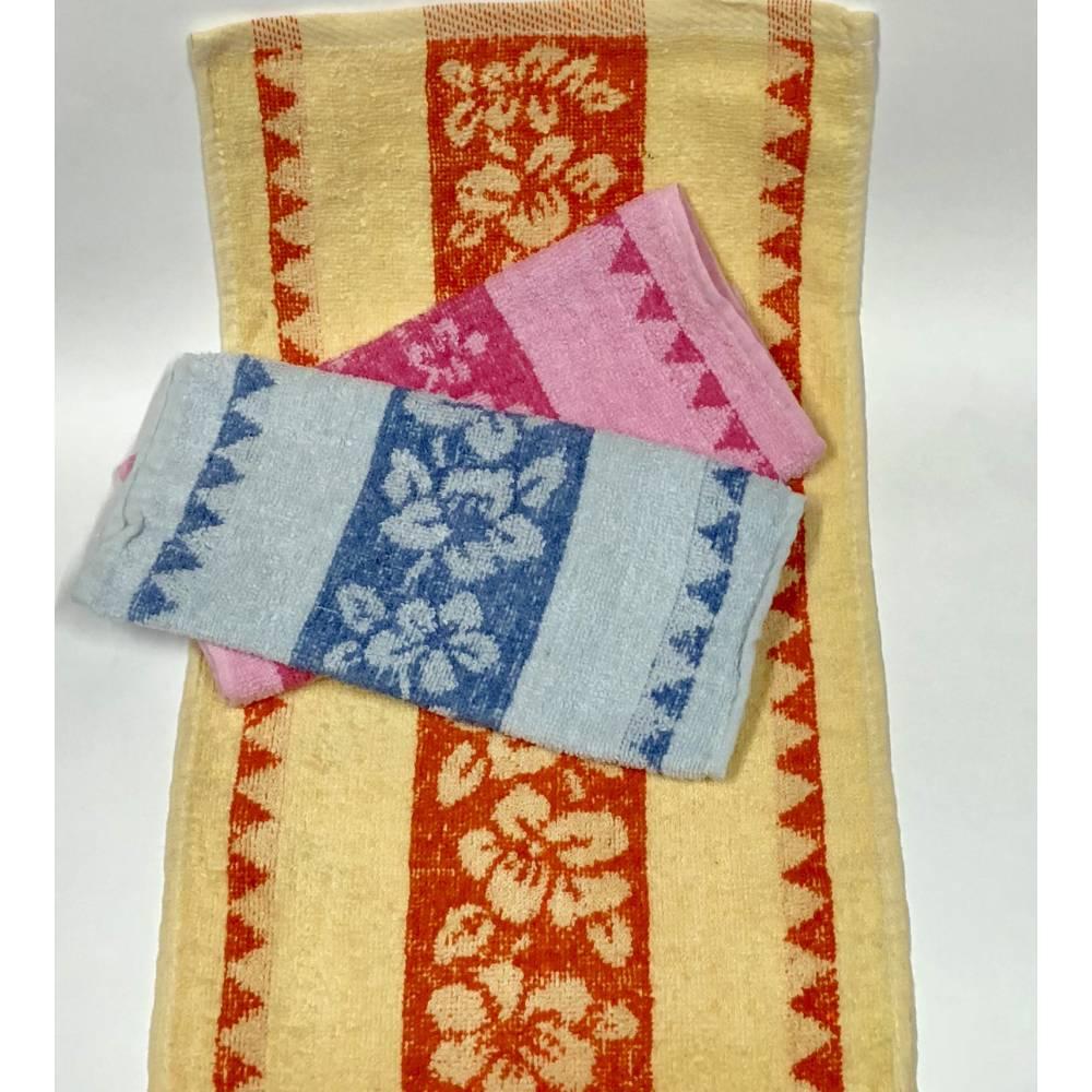 Полотенца для рук Цветочки
